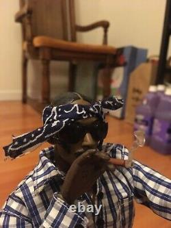 Snoop Doggy Dogg Snoop Dogg Action Figure (please Read Full Details)