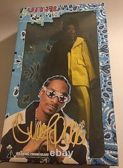 Snoop dogg vital toys action figure