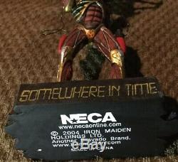 Somewere In Time NECA Eddie Figure NOB