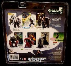 Spawn Series 25 Set of 5 Act Figures New 2004 Redeemer Raven McFarlane Amricons