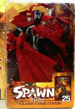 Spawn Series 25 Spawn 8 Action Figure New 2004 McFarlane Toys Amricons