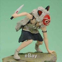 Studio Ghibli Princess Mononoke Music Box San Figure Hayao Miyazaki Japan NEW