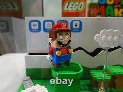 Super Mario and Lego Collectable Display with Music and Lights