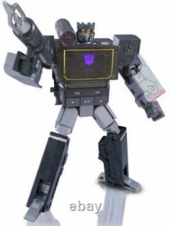 Takara Tomy Transformers Japanese Music Label Soundblaster MP3 Player Black