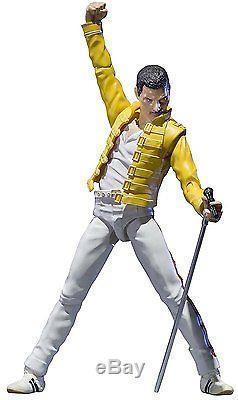 Tamashii Nations 47942 Sh Freddie Mercury Figure