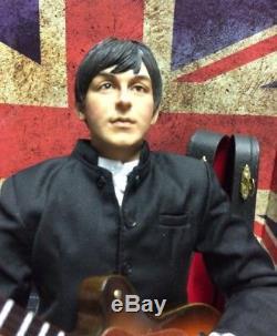 The Beatles Paul McCartney 16 Scale Action Figure