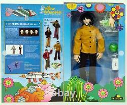 The Beatles YELLOW SUBMARINE 16 Scale GEORGE HARRISON Action Figure NIB