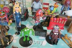 The Muppet Show Electric Mayhem Stage 25 Years 2002, ! 6 Figures And Accessories