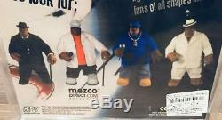The Notorious B. I. G. 9 Action Figure Biggie Mezco RARE set 3 from japan