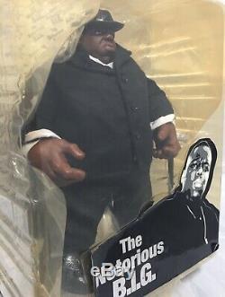 The Notorious B. I. G. Figure Black Suit ver. Mezco 2006