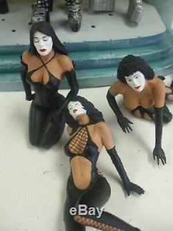 Todd McFarlane Kiss Love Gun Super Stage Figures