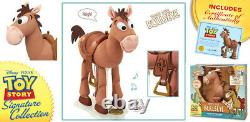 Toy Story Signature Collection Bullseye Horse Doll with SoundMost show accurate