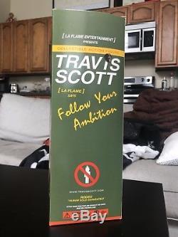 Travis Scott Action Figure