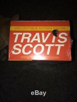 Travis Scott Rodeo Action Figure 2015 Brand New