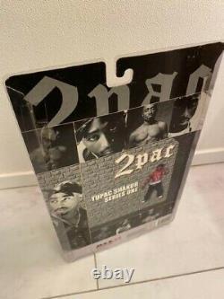 Tupac 2Pac Amaru Shakur All Entertainment One MC 2001 8 Action Figure NIB