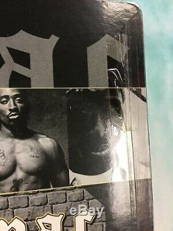 Tupac Shakur 2Pac Series 1 Action Figure 2001 All Entertainment New in Box