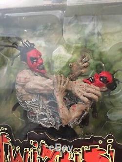 Twiztid Mutant Action Figure SDCC 2005 Insane Clown Posse Limited Red Edition