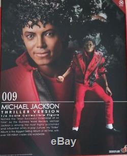 Used Michael Jackson Thriller Figure Hot Toys 1/6 Japan