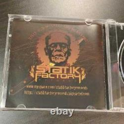 Used Statik Factory Records Chelsea Grin CD Album Deathmetal Deathcore