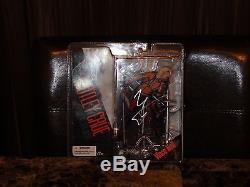 Vince Neil Rare Signed Todd McFarlane Action Figure Statue Doll Motley Crue COA