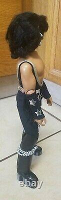 Vintage Mego 1978 KISS 12 action figure Paul Stanley Doll Rock n Roll ORIGINAL