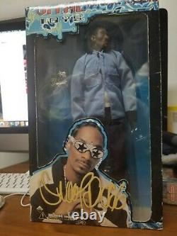 Vintage Snoop Dogg Collectible 12 Action Figure Vital Toys