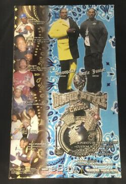 Vital Toys 2002 Sd01d Little Junior Snoop Dogg Action Figure